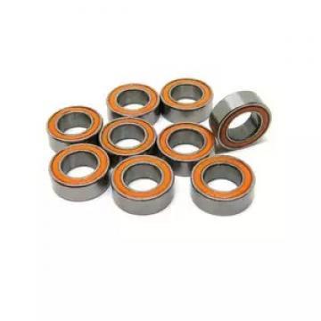 25 mm x 62 mm x 17 mm  FAG 6305-2Z  Single Row Ball Bearings