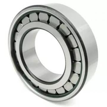 90 mm x 140 mm x 24 mm  FAG 6018-2RSR  Single Row Ball Bearings